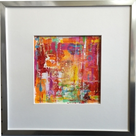 Acrylic, Steve Sheffield, $150