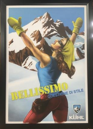 Kühl Clothing: Bellisimo poster
